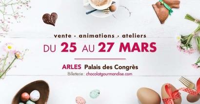Salon du chocolat et gourmandise - Arles