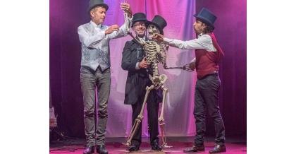 Mort de rire, le nouveau spectacle de Pascal Parisot à découvrir en famille à l'Espace Julien