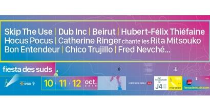 Skip The Use, Ringer, Beirut, Bon Entendeur ou encore Thiéfaine: Les premiers noms de la Fiesta des Suds 2019