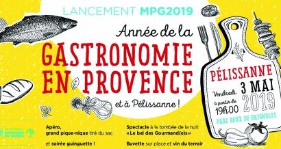 Vendredi, lancement de l'année de la Gastronomie à Pélissanne