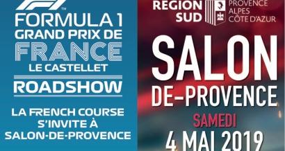 Programme, plan, infos pratiques... Le show F1 ce samedi 4 mai dans le centre de Salon de Provence