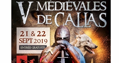 Les Médiévales de Callas, c'est ce weekend dans le Var