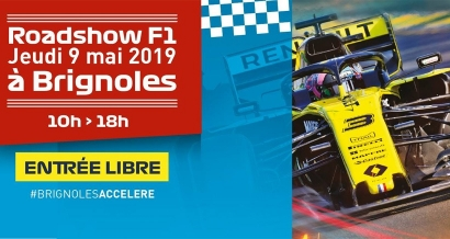 Programme, infos pratiques... Le show F1 est à Brignoles ce jeudi 9 mai