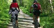 Découvrir l'Ardèche à vélo