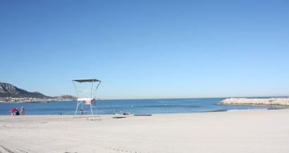 Les plages de Prado Nord, de l'Huveaune, de la Pointe Rouge sont rouvertes à la baignade.