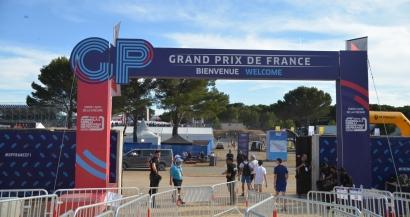 Aménagements, radio et parkings relais: Comment le GP de France a réussi à éviter les embouteillages?