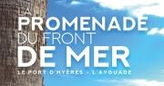 Inauguration de la promenade du front de mer samedi à Hyères