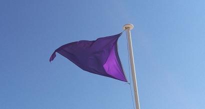 Istres: la baignade interdite ce mercredi sur la Plage du Ranquet