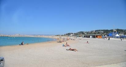 La météo des plages à Marseille: Les meilleures plages, la qualité de l'eau et la couleur du drapeau