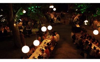 Un grand Banquet pour le 14 juillet à Aix en Provence