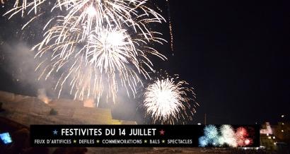 Marseille: le feu d'artifice du 14 juillet aura bien lieu ce soir sur le Vieux Port