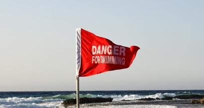 Sainte-Maxime, La Croix Valmer et Cavalaire: les plages de ces villes sont fermées ce lundi