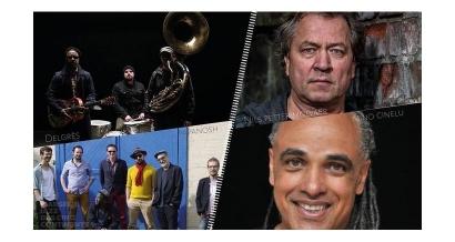Trois concerts gratuits ce soir pour l'ouverture du festival de Jazz des Cinq continents