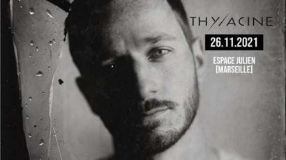 Gagnez vos invitations pour Thylacine le 28 novembre à l'Espace Julien