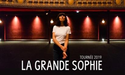 Gagnez vos invitations pour La Grande Sophie le 4 décembre à l'Espace Julien