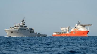 L'épave du sous-marin Minerve retrouvée à 45km au sud de Bandol