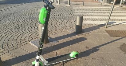 Un million de trajets effectués avec les trottinettes Lime à Marseille