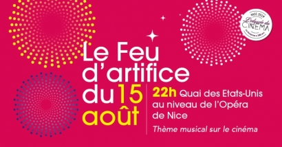 Feu d'artifice, spectacles, circulation: tout ce qu'il faut savoir sur les festivités du 15 août à Nice