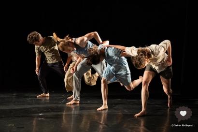 La Beaver Dam Company danse au OFF d'Avignon