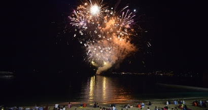 Toulon: le feu d'artifice du 15 août interrompu par des problèmes techniques