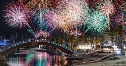 Les Nuits de Port Fréjus ce lundi soir