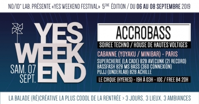 Accrobass - Yes Week-End