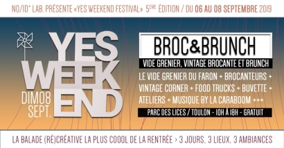 Broc & Brunch - Yes Week-End