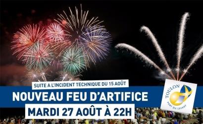 Ce qu'il faut savoir pour profiter du feu d'artifice de Toulon mardi 27 août 2019
