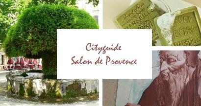 Cityguide : Découvrez nos bonnes adresses et nos idées pour bien visiter Salon de Provence