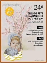 Aix fête le calisson ce dimanche