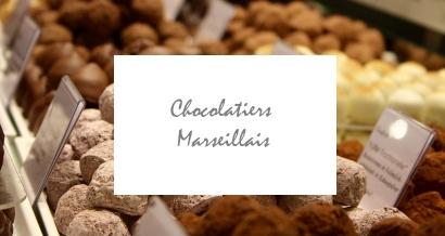 Le guide des chocolatiers marseillais par quartier