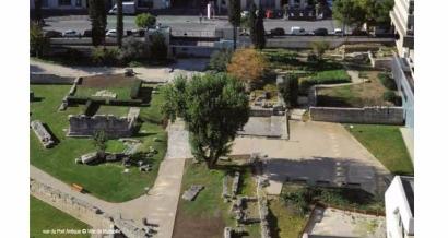 Réouverture du site archéologique du Port Antique à l'occasion des Journées du Patrimoine