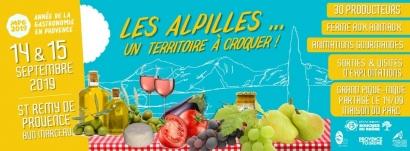 Marché, concert, pique-nique et visites... Découvrez les producteurs des Alpilles ce weekend à St Rémy