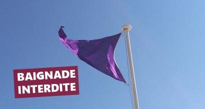 Martigues: la plage de Ferrières fermée jusqu'à la fin du weekend