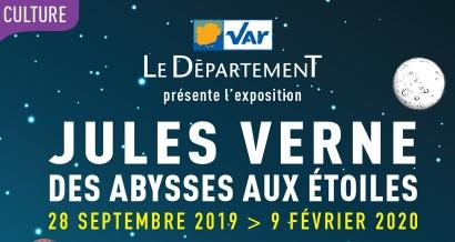 Jules Verne: des abysses aux étoiles, deux expositions et de nombreux événements dans le Var