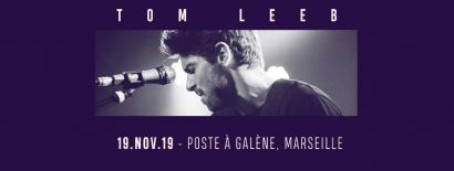 Gagnez vos invitations pour TOM LEEB au Makeda le 19 novembre