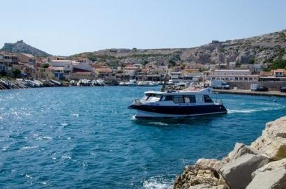 Marseille: La navette maritime Vieux-Port <> Estaque va fonctionner jusqu'au printemps
