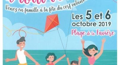 Bormes à Tout Vent fête le cerf volant ce week-end