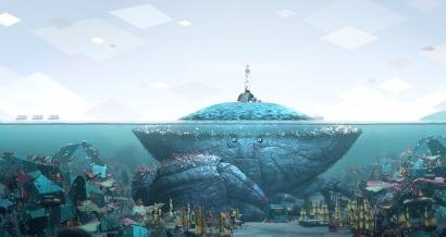 Marseille en famille : Pendant les vacances, le Mucem fait naviguer les enfants avec des projections sur le thème de l'océan !
