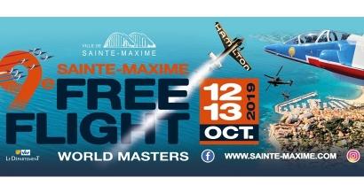 Programme, horaires, parkings... Toutes les informations pratiques sur le Free Flight à Sainte Maxime