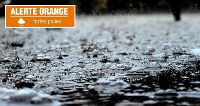 Les Bouches du Rhône et le Var sont placés en vigilance orange