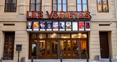 Le cinéma Les Variétés, tout beau tout neuf
