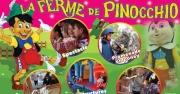 Gagnez vos invitations pour La ferme de Pinocchio à Marseille