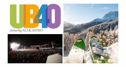 Le groupe mythique UB40 lance la saison à Vars le 14 décembre