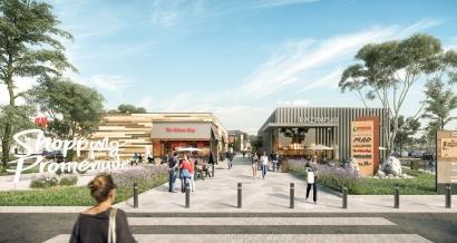 Arles : Le nouveau centre commercial Shopping Promenade Arles Montmajour ouvre aujourd'hui !