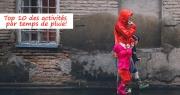 Pluie: Top 10 des activités en intérieur à Marseille et ses environs