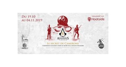 Assassin's Creed, Le secret de Camerone au Musée de la légion étrangère