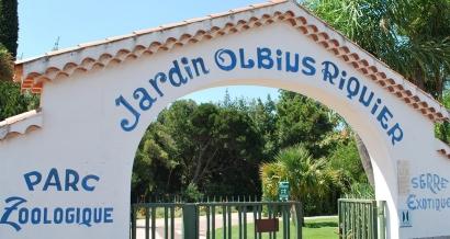 Flânerie en famille au Parc Olbius Riquier