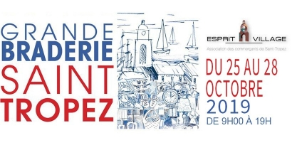 Circulation et fan zone: tout ce qu'il faut savoir pour accéder à la grande braderie de St Tropez