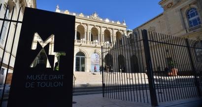 Découvrez les premières images du Musée d'Art de Toulon entièrement rénové
